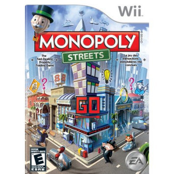 Electronic Arts 19469 Monopoly Streets Wii
