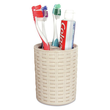 Superio Toothbrush and Toothpaste Holder