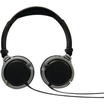 Maxell 190635 - DJ1B Heavy Bass Dj-style Headphones -black
