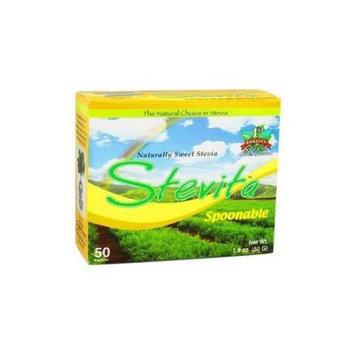 Stevita Spoonable Stevia Sweetener - 2000 Packets