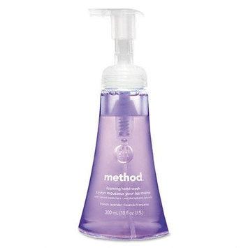 Method : Foaming Hand Wash, Lavender Foaming, 10oz Pump Dispenser -:- Sold as 2 Packs of - 1 - / - Total of 2 Each