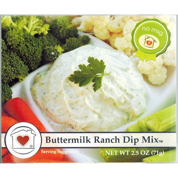 Buttermilk Ranch Dip Mix - Country Home Creations (3 Pack)