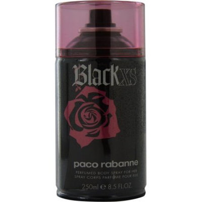 Paco Rabanne XS Black Femme Body Spray 250 ML (Cod. Per-3349668522644)