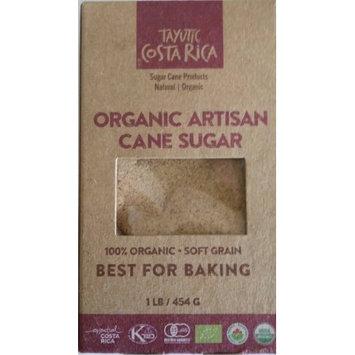 Assukkar, S.a. Tayutic Soft grain Organic Whole Cane Sugar 16 Oz - Az ocar Integral Org! nico grano suave (Pack of 18)