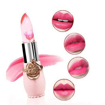 Leoy88 Lipstick Moisturize Lip Balm Flower Lip Gloss