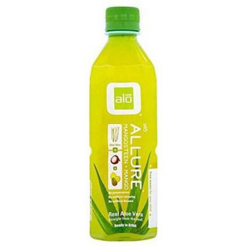 ALO Allure Drink, 50.7 Fluid Ounce (Pack of 6)
