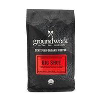 groundwork Espresso Blend Coffee, Big Shot, 12 Ounce [Big Shot]