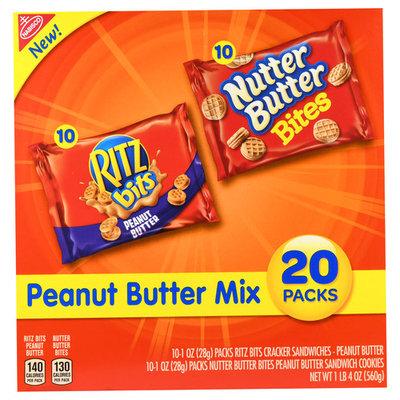 Nabisco Peanut Butter Mix Cookies