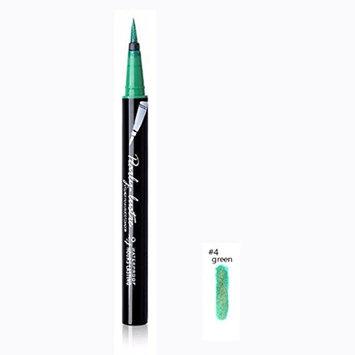 FXTJ Beauty Black Waterproof Eyeliner Liquid Eye Liner Pen Pencil Makeup Cosmetic New