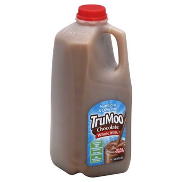 Trumoo Tmoo Choc Whole Milk
