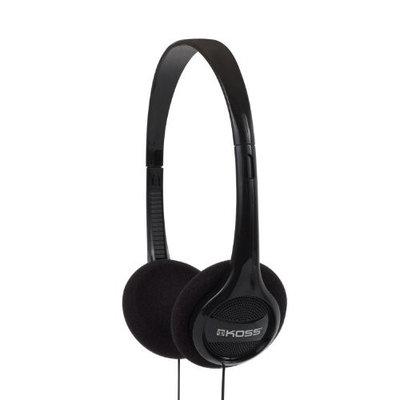 Koss Koss KPH7 Lightweight Portable Headphone, Black