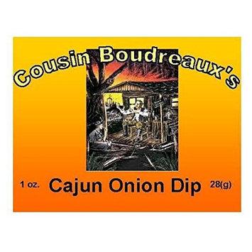 Cousin Boudreaux's Cajun Onion Dip Mix 28g (Pack of 3)