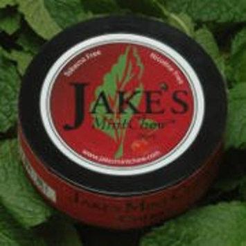 Jake's Mint Chew - Cherry - Tobacco & Nicotine Free!
