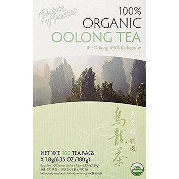 Prince of Peace, Premium Oolong Tea, 4Pack (100 Tea Bags Each)