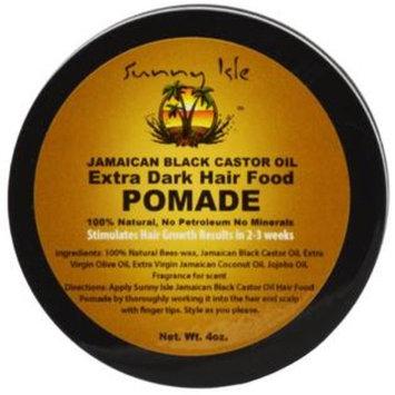 Sunny Isle nny Isle Jamaican Black Castor Oil Extra Dark Hair Food Pomade 4 oz