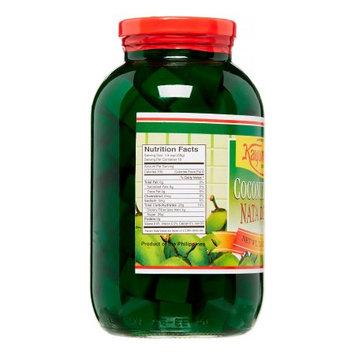 Kayumanggi Palm Fruit Green (Large), 32 Ounce