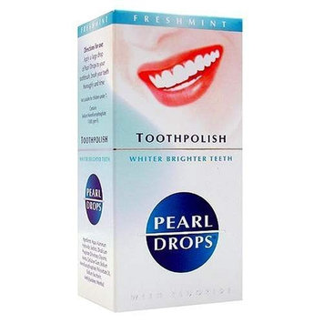 Pearl Drops Whitening Toothpolish Ice White Freshmint Boost - 50ml