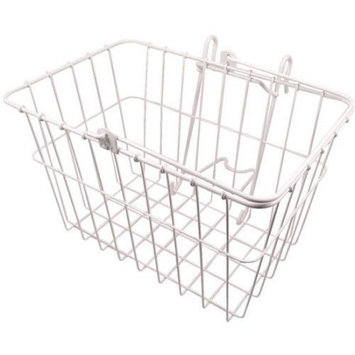 Wald Front Lift Off Basket 133 White 14.5/9.5/9