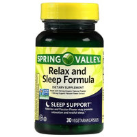 Spring Valley Sv Relax & Sleep - 30ct