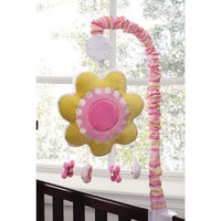 Graco Musical Mobile, Garden Girl (Discontinued by Manufacturer)