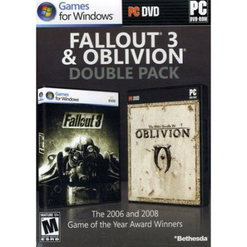 Bethesda Softworks 12585 Fallout 3 & oblivion pc