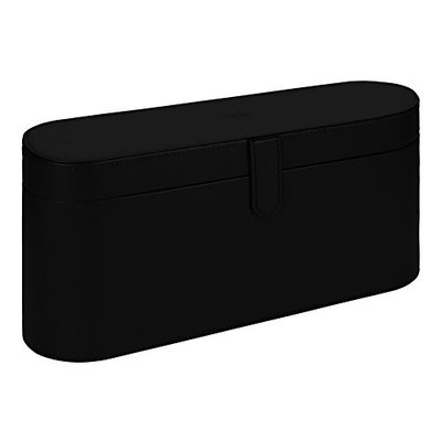 BUBM PU Leather Flip Hard Box Case Bag for Dyson Supersonic HD01 Hair Dryer Storage Cover Portable Storage Pouch Sleeve