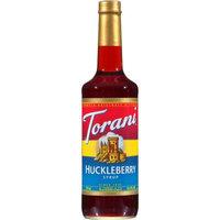 Torani Huckleberry Syrup, 25.4 fl oz