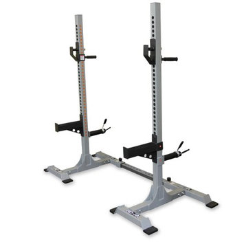 Valor Athletics Inc. Valor Fitness BD-18 Squat Stand Towers with Dip Handles - Independent or Connected (box 2)