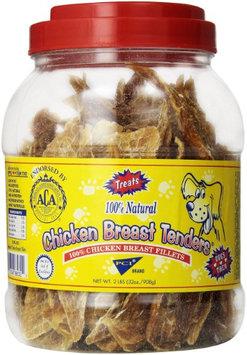 Pet Center DPC88032 Chicken Breast Tenders Dog Treat 32-Ounce