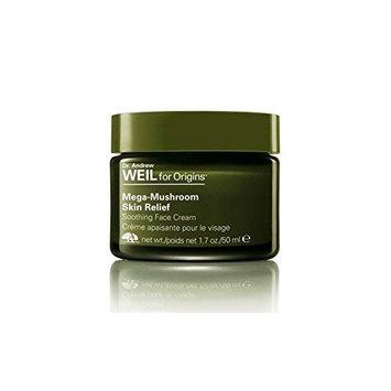Origins Dr. Andrew Weil For Origins Mega-Mushroom Skin Relief Soothing Face Cream 50ml (Pack of 2)