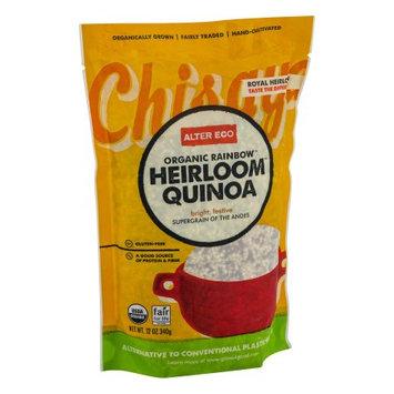 Rainbow Quinoa-GF Alter Eco 12 oz Seed