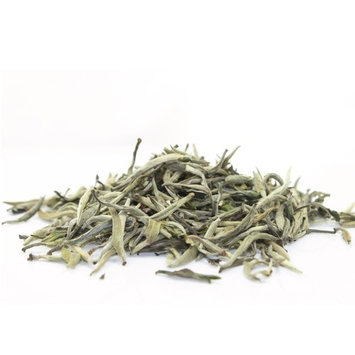 Tealyra - Silver Needle - Bai Hao Yin Zhen - White Loose Leaf Tea - Premium Chinese Tea - Caffeine Level Low - High in Antioxidants - 3.5-ounce