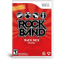 Nintendo Rock Band Track Pack Vol. 2 (used)