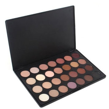 28 Color Neutral Warm Eyeshadow Palette Eye Shadow