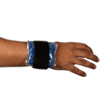 Hot and Cold Gel Beads Wrist and Ankle Support