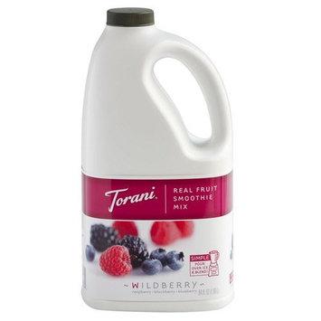 Torani Wildberry Smoothie Mixes, 64 Ounce
