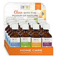 Aura Cacia 199738 Home Care Counter Display 16 Count