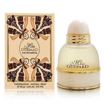Miss Guepard by Guepard for Women 3.4 oz Eau de Parfum Spray by Guepard