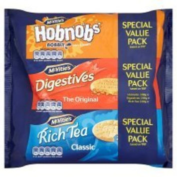 Mcvitie's Biscuit Selection