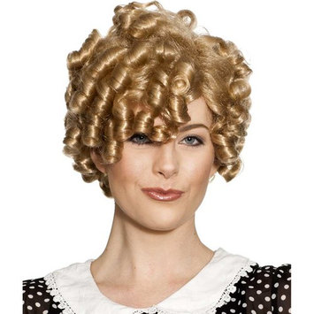 Shirley Temple Blonde Dimples Wig
