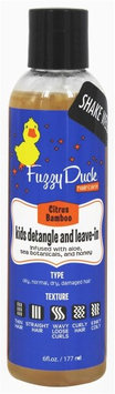 FuzzyDuck - Kids Detangle and Leave-In Citrus Bamboo - 6 oz.