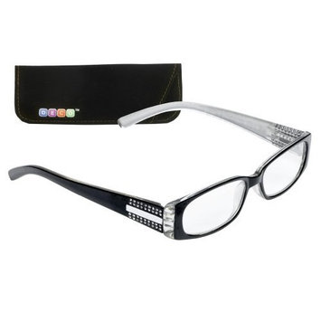 Select-A-Vision 8022100bk Deco Readers, Black