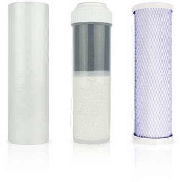 Apex Water Filters, Inc. APEX RF-2033 Undercounter Drinking Water Filter Replacement Cartridge Pack by Apex