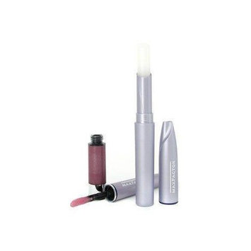 Max Factor Lipfinity Everlites ( Color Base & Moisturizing Top Coat ) 140 Peaceful