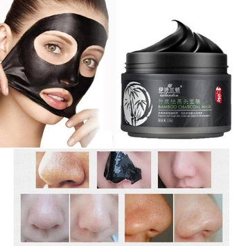 Baomabao 120g Black Mud Deep Cleansing Blackhead Remover Purifying Peel Face Mask