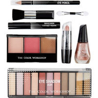 The Color Workshop The Look Nude Eyes Eyeshadow Collection, 20 pc