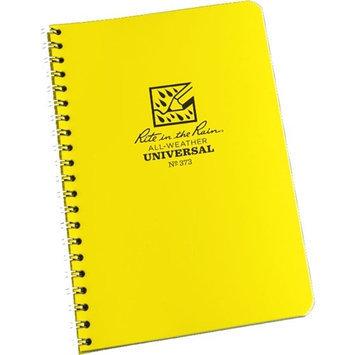 RITE IN THE RAIN 373 All Weather Notebook, Univ Grid,4-5/8x7in
