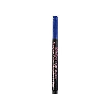 Uchida Bistro Chalk Marker Fine Bulk Blue