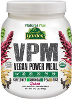 Source Of Life Garden VPM Organic Nature's Plus 1.42 lb Caps