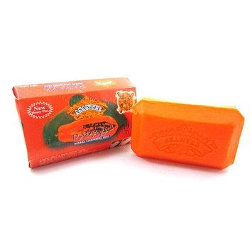 Asantee Papaya and Honey Skin Whitening Facial Soap 125 grams